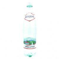 Вода Borjomi минеральная лечебно-столовая газированная, 0.75л