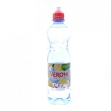 Вода Veroni Still негазированная лимон, 0.5л