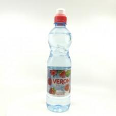 Вода Veroni газированная малина, 0.5л