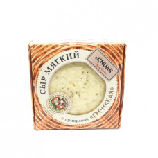 Сыр EL`NUAR мягкий с приправой Греческая 45%, 300г