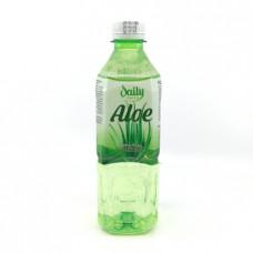 Напиток Aloe Fresh негазированный с кусочками алоэ, 0.5л
