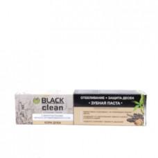 Зубная паста Black Clean кора дуба, 85г