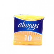 Прокладки Allways Ultra Light, 10шт.