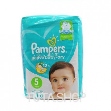 Подгузники Pampers Active Baby-dry, 11-16кг 16шт.