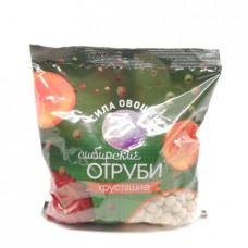Отруби Сибирские хрустящие Сила овощей, 100г