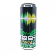 Энергетический напиток Flash Energy Mojito, 0.45л