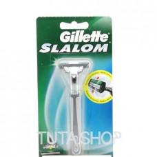 Бритва со сменной кассетой Gillette Slalom, 1шт
