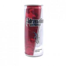 Энергетический напиток Adrenaline Strong, 0.25л