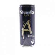 Энергетический напиток Adrenaline Rush, 0.25л
