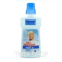Средство моющее для полов и стен MR PROPER бережная уборка, 500мл