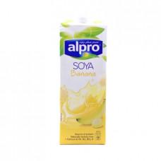 Напиток Alpro соевый с кальцием и витаминами Банан, 1л