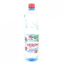 Вода Veroni Still негазированная малина, 0.75л
