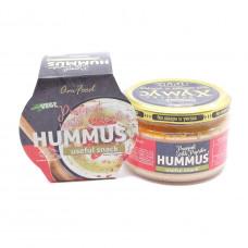 Закуска Hummus острый с паприкой 200гр