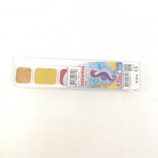 Краски акварельные 6 цветов