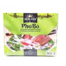 Лапша  Рисовая Sen soy Pho Bo 125 гр
