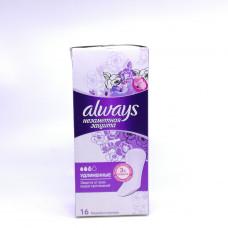 Прокладки Allways удлиненные 16 шт