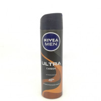 Антиперспирант Nivea Ultra Carbon Men, 150 мл
