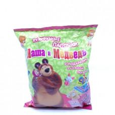 Кукурузные палочки Маша и Медведь для девочек 100 гр