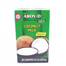 Молоко Aroy-D кокосовое 250 мл