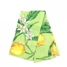 Полотенце вафельное лимоны 35*58 3893667