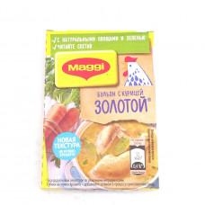 Бульон Maggi Золотой с курицей, 72 гр