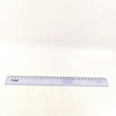 Линейка пластиковая Cristal 30см