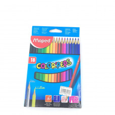 Карандаши Maped Color Peps 18 шт