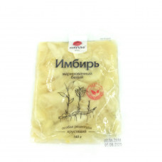 Имбирь маринованный Mayumi белый 140 гр