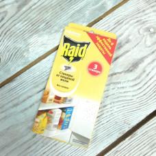 Средство Рейд стикеры от пищевой моли 3шт