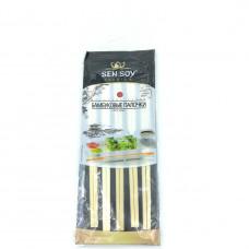 Палочки бамбуковые Сэн Сой для еды, 1пара