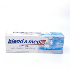 Зубная паста Blend-a-med 3D white Защита эмали 75мл