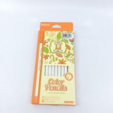 Набор цветных карандашей Broden 12шт BD-80011-12