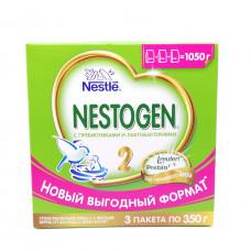 Смесь Nestogen 2 молочная 3*350гр