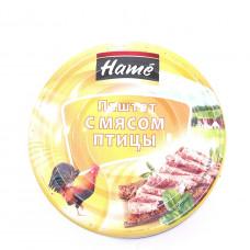 Паштет Hame с мясом птицы, 117 гр
