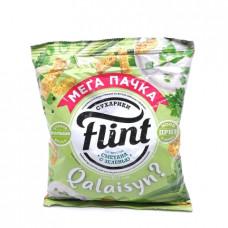 Сухарики Flint сметана с зеленью 110гр
