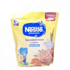 Каша Nestle молочная гречневая с курагой, 220 гр