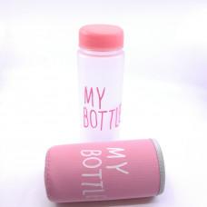 Банка My Bottle прозрачная
