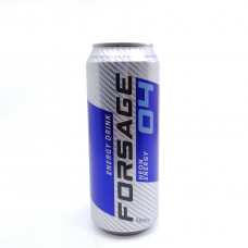 Напиток энергетический Forsage Energy drink 500 мл