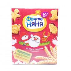 Печенье детское Фруто Няня Пшеничное 6+, 150г