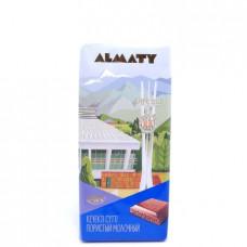 Шоколад Almaty Рахат пористый молочный 90гр