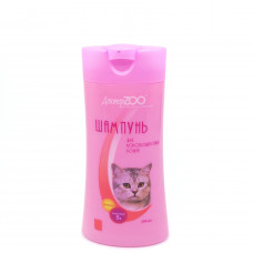 Шампунь Доктор ZOO Для Кошек Короткошерстных 250мл