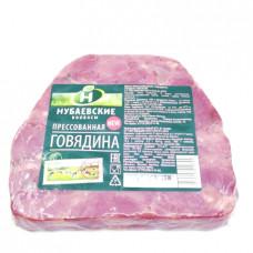 Говядина Пресованная Копченая Нубаевские колбасы