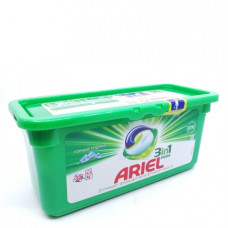 Гель для стирки Ariel  Pods 3 в 1 в капсулах 30шт.