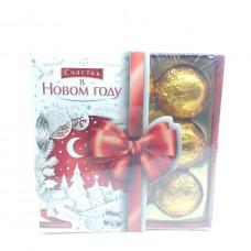 Набор бурлящих шаров Счастья в Новом году, 9шт