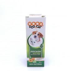 Лосьон для ушей Good Dog&Cat для собак и кошек 30мл