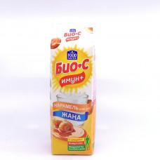 Биойогурт питьевой БИО-С Имун+Карамель Food Master 3,2%, 900 мл т/п