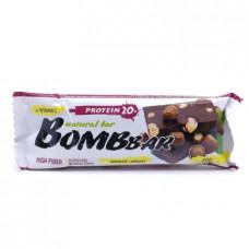 Батончик Bombbar шоколад-фундук 60гр