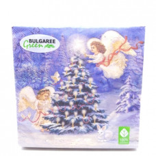 Салфетки бумажные Bulgaree, 20шт