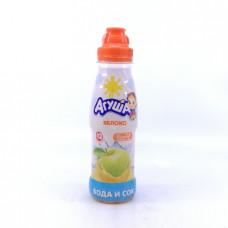 Вода и сок Агуша яблоко 300 гр