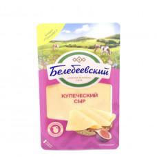 Сыр Белебеевский Купеческий нарезка 52%, 140 гр